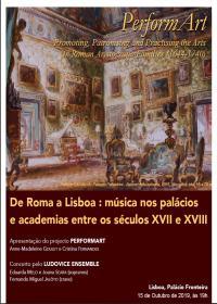De Roma a Lisboa