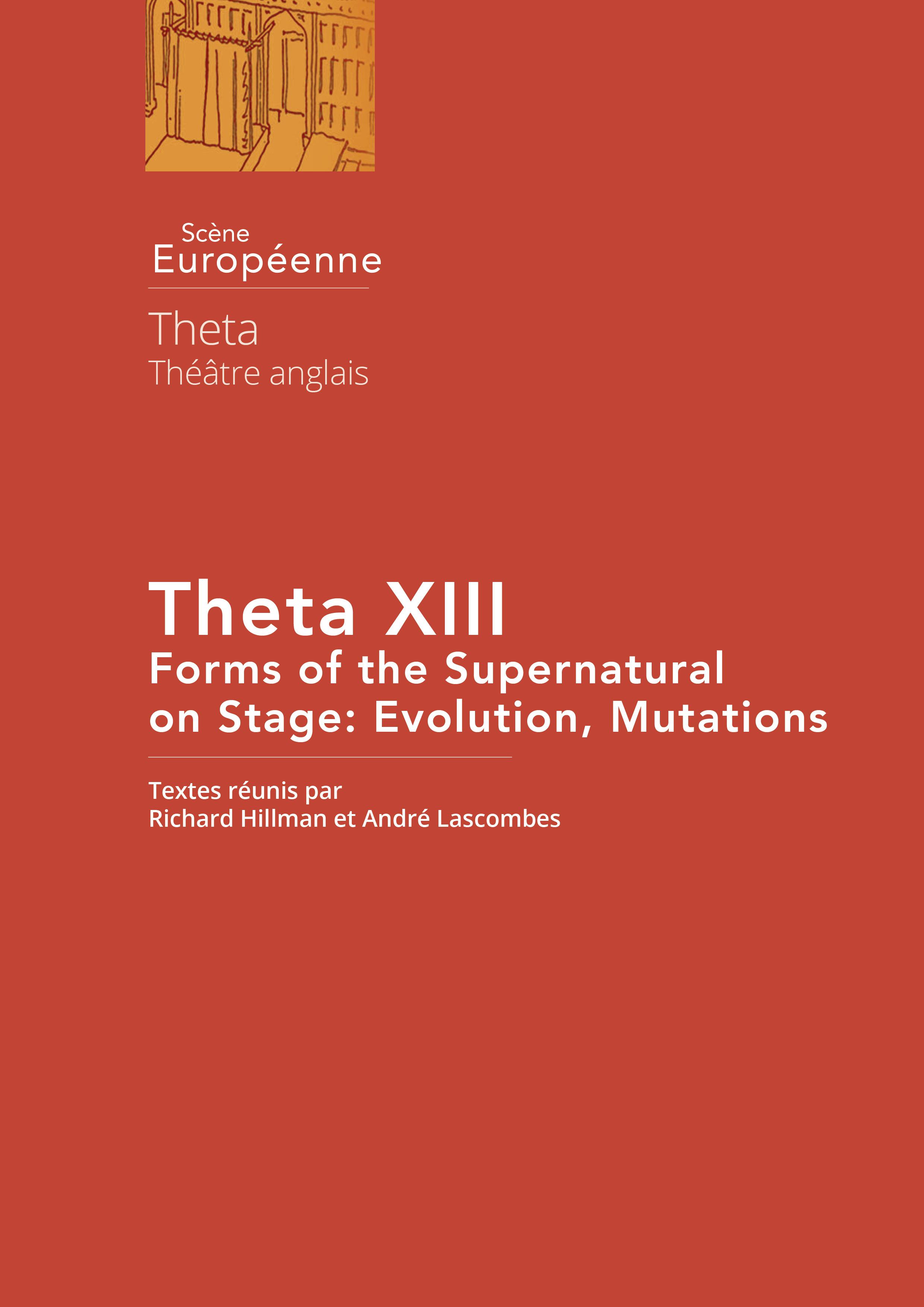 Couverture - Theta 13