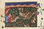 Dante visualisé les cartes qui rient III